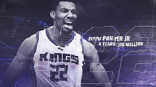 Kings offer Otto Porter OVER $100 MILLION! Is he worth MAX MONEY?