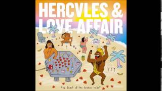 Watch Hercules  Love Affair Liberty video