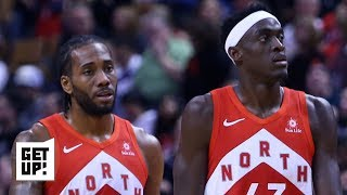 The Raptors' defense and length will be difference-makers against the Warriors | Get Up!