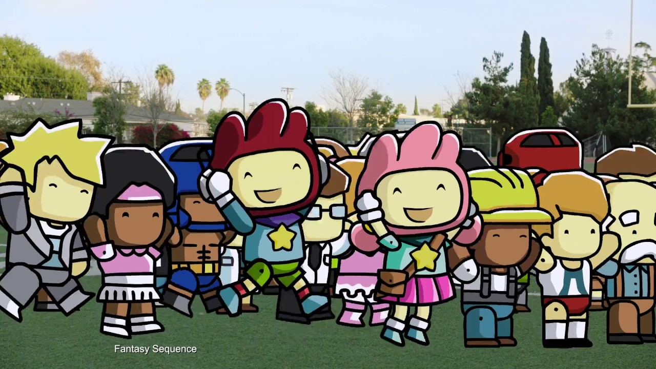 Games Like Scribblenauts Unlimited for IOS