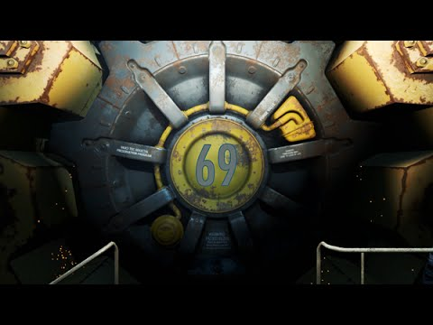 Fallout 4: Exploring the sea floor