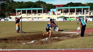 WVRAA 2018 Long Jump Elementary Boys Finals   #PalarongPambansa