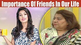 Importance Of Friends In Our Life | Mahakti Morning With Sundas Khan | 29 June 2018 | ATV