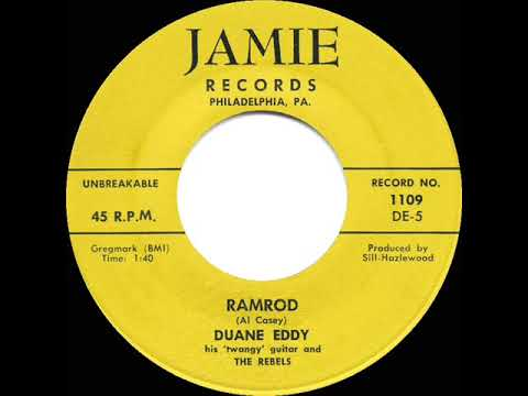 1958 HITS ARCHIVE: Ramrod - Duane Eddy