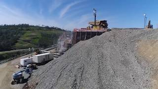 Oroville Spillways Phase 2 Update Late March 2018