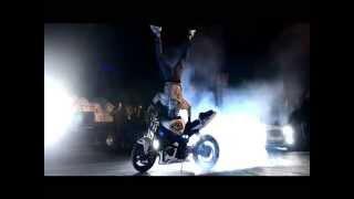 "West End Girls Domino Dancing night ride motor show ""remix""""   ♪ ♫ HD ♪ ♫"