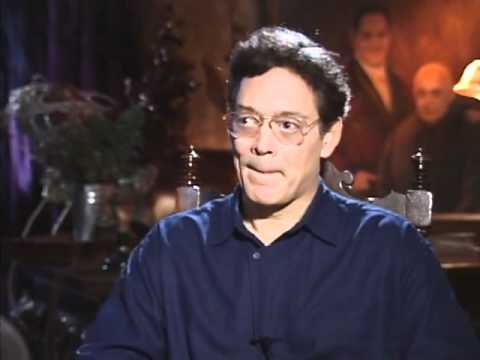 Jim Ferguson Classic Interview with Raul Julia for Addams Family