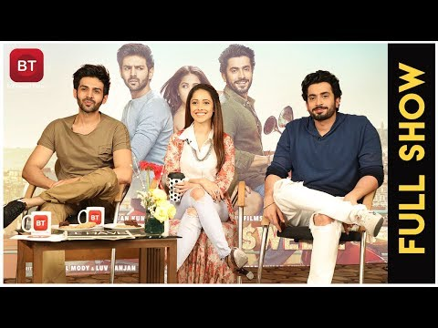 Sonu Ke Titu Ki Sweety Movie Starcast  Kartik, Nushrat & Sunny   Full Exclusive Interview