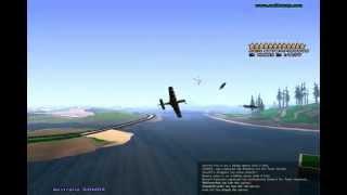 GTA SA COD5SAMP F/A-18D Demonstration Test [Online]