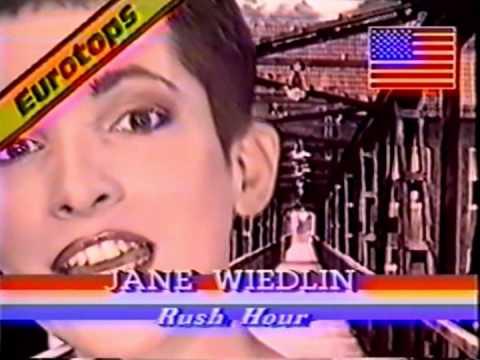 Jane Wiedlin - Rush Hour (Eurotops 1988)