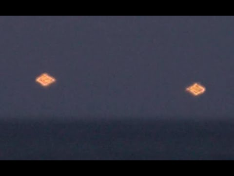 Two UFOs Over Vero Beach, Florida On Sept 25, 2015, UFO Sighting Daily.