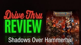 Warhammer Quest: Shadows Over Hammerhal Review