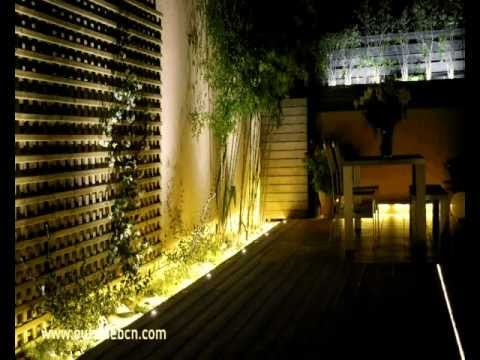 Iluminacion led youtube for Iluminacion led para jardines