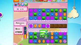 Candy Crush-Level 77