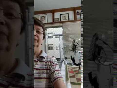 Mais uma cliente realizando o sonho de ter uma Long Arm HQ: Adair Queiroz!