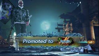 TEKKEN™7 Negan ( Ryujin ) Promotion..Ranked matches