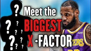 Meet the BIGGEST X-Factor On The Los Angeles Lakers...