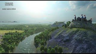Grand Ages: Medieval -  Дебютный трейлер