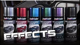 Dupli-Color® How To: Custom Wrap Effects