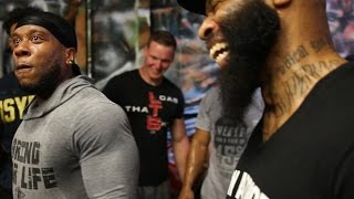 Epic Deadlift Party- Hosted By: CT Fletcher (Last Man Standing)