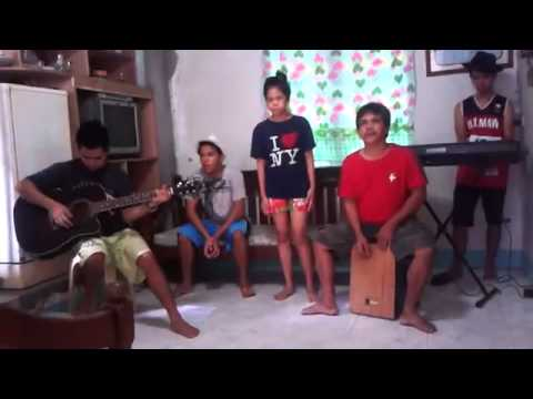 Just Give Me a Reason - Pink feat. Nate Ruess Cover (Filipino Family)