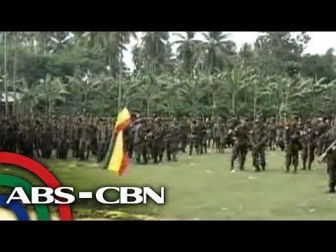 Moro rebels jubilant over peace pact