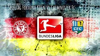 19.2.17 Fortuna Köln vs Chemnitzer Fc