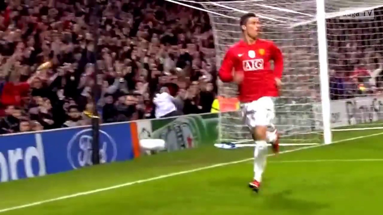 Manchester United Vs Inter Milan 2 0 Champions League 2008 2009 Full Highlights Hd Youtube