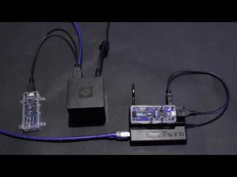 A stand-alone USB data logger