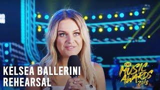 2018 CMT Music Awards | Kelsea Ballerini Rehearsal |