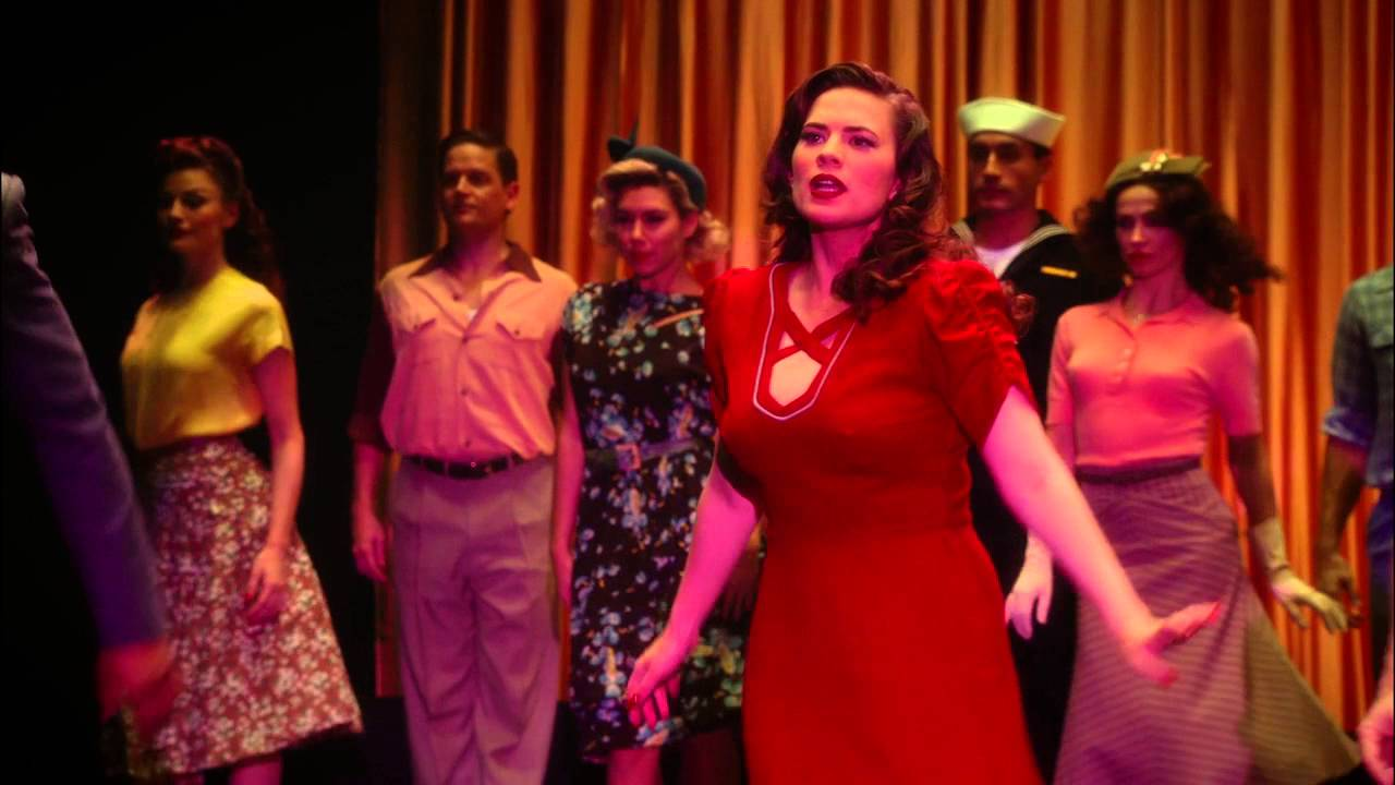 Marvel's Agent Carter - Musical Number. - YouTube