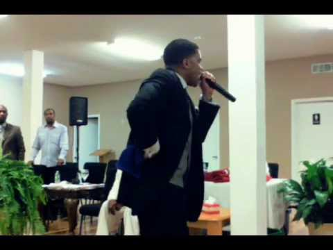 9.21.12 (The Midnight Special) | Pastor Derrik Cooper! | Holy Convocation at Powerhouse!