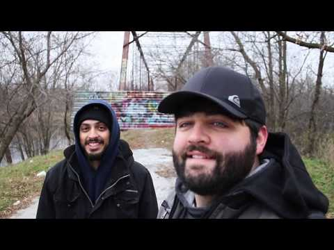 Abandoned Bridge In Midland, MI