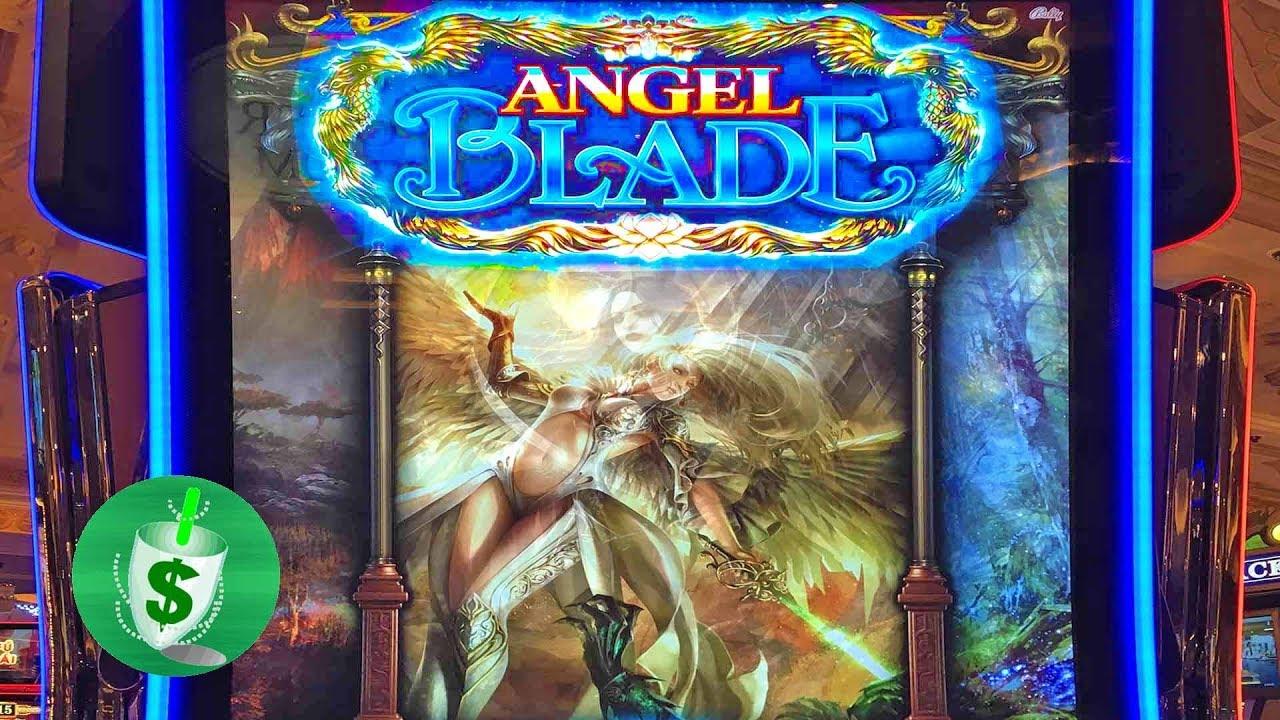 Angel Blade Slot Machine