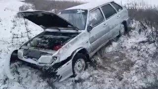 обзор ДТП в Мордовии за выходные и пятницу