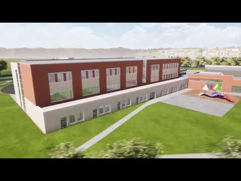 Gaithersburg Elementary School Number 8 2022 New Building