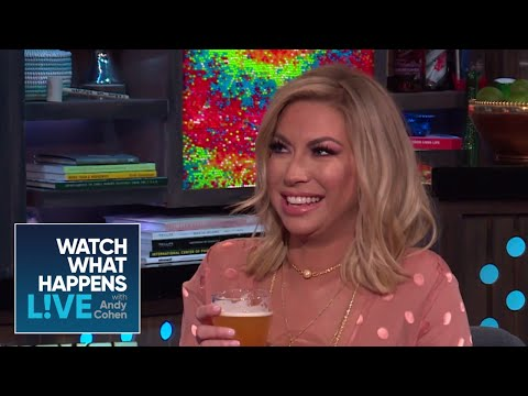 Brittany Cartwright And Stassi Schroeder On Jax Taylor As A Boyfriend  Vanderpump Rules  WWHL