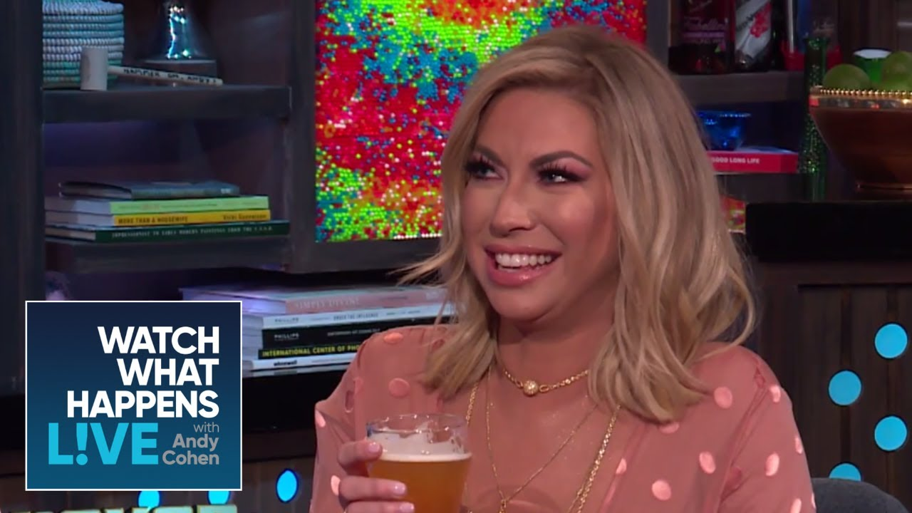 Wwhl stassi and jax dating