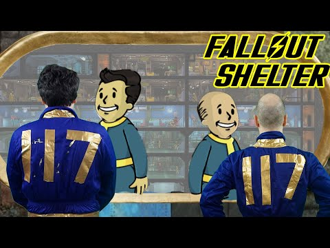 Fallout Shelter Live Action - Fan Made