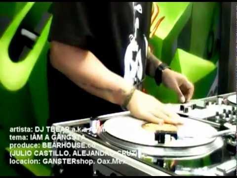 "IM A GANGSTA. DJ T-BEAR a.k.a ARMA ""X"" MxM"