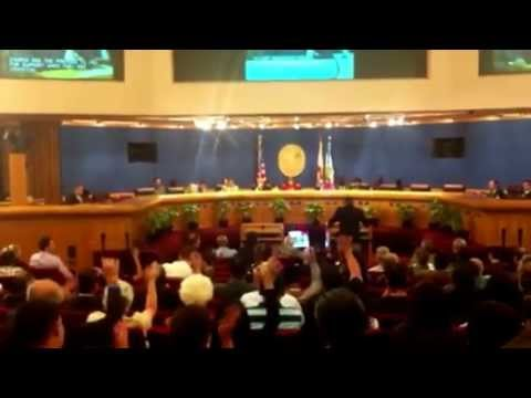 Approved to pray in Miami Dade Board of County Commisioners before meetings