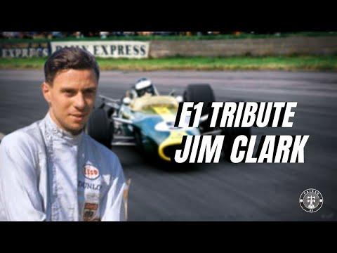 F1 Tribute Jim Clark