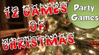 12 Games of Christmas - Party Games