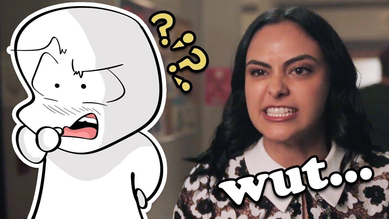 Download Riverdale season 4 is already a mess...