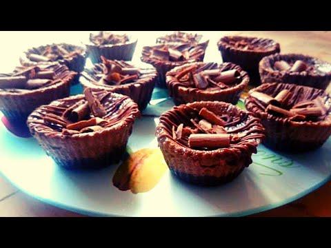 cheesecake-chocolat-individuel-تشيز-كيك-شوكولا-قطع-فردية