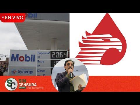 EN VIVO #La Refinación de #Petróleo en #México.
