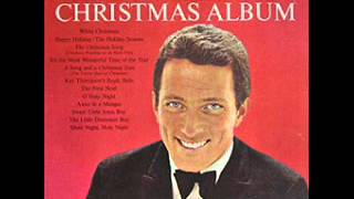 "Andy Williams: ""Sweet Little Jesus Boy"""