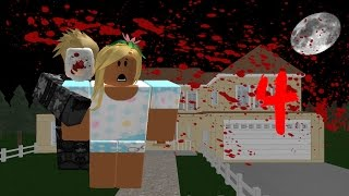 ROBLOX HORROR SERIES - SLEEPOVER - EP 4