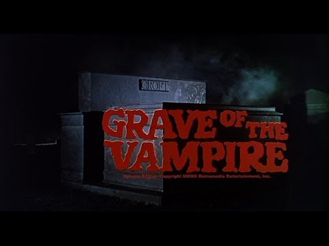 ◎ La Bara del Vampiro ♝ Film Completo Horror ◎ 1972  John Hayes ▦ by ☠Hollywood Cinex™