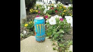 Monster Juice: Mango Loco Review
